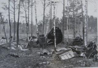 Junkers JK-274 tuho Latviassa | Suomen Sotahistoriallinen Seura ry